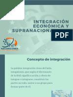 7_INTEGRACIÓN ECONÓMICA REGIONAL