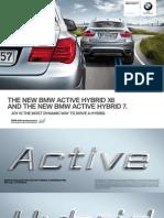 Active Hybrid x6 7series Catalogue