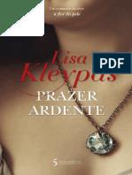 Lisa Kleypas - À Flor da Pele #4 - Prazer Ardente [oficial]