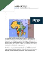 AS COLÔNIAS FRANCESAS.docx