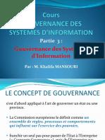 Cours Gouvernance de SI Partie3 Mansouri