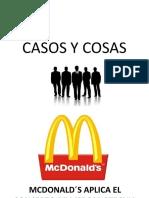 CASOS Y COSAS