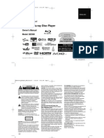 LG - BD390 - Users' Manual (US)