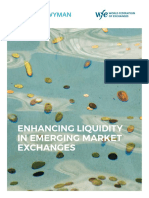 Liquidity in Emerging Market Exchanges - WFE & OW report