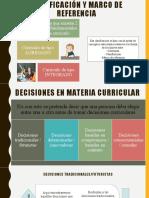 Clasificación y marco de referencia