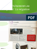 2 Sec LA NÉGATION- Passe Compose Pag70