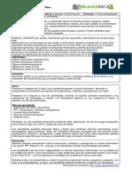 3ro-lenguaje-PLANIF CLASE 16 UNIDAD 1 TERCERO