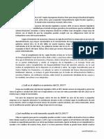 Análisis del Decreto Legislativo 1457 - Reactiva Perú