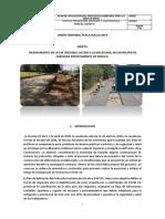 Protocolo de bioseguridad contra el Covid-19 para obras viales