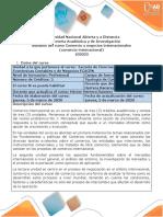 Syllabus del curso comercio y negocios internacionales