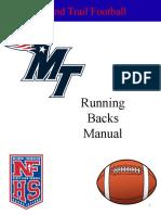 Running Back Manual