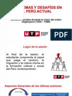 S07.s1 - MATERIAL DE TRABAJO 7 - PPT - SESIÓN 07 - Cambios sociales durante la crisis del orden oligárquico (1930 – 1968)