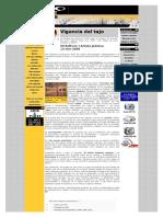 Vigencia del tajo. 'Lucio Fontana . Un escultor del vacío' - Xil Buffone