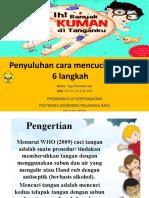 PPT cuci Tangan