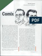 Punk comix - Paul Constant