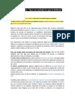 ANÁLISIS SOBRE 2°TES CAP 2- Vs 6 Y 7 - QUE DETIENE LA MANIFESTACIÓN DEL ANTICRISTO