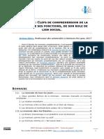 1 Clefs de Comprehension de La Monnaie de Ses Fonctions de Son Role de Lien Social Support5