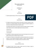 RegulamentoExames2010