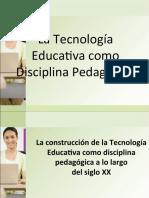 tecnologia-educativa-como-disciplinapedagogica-tema-ii.ppt
