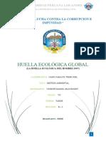 TRABAJO N° 1 - VICENTE - B3 - HUELLA ECOLÓGICA GLOBAL