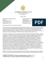 5.20.20 - CHC Letter on Deportation Spreading COVID-19