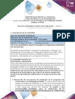Guia de actividades y Rúbrica de evaluación Tarea 4 - Proyección del proceso formativo.docx