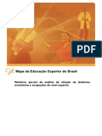 3317_Relatório parcial de análise da relação da dinâmica econômica e ocupações de nível superior