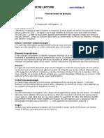 40175202 Modele de Fiche de Lecture