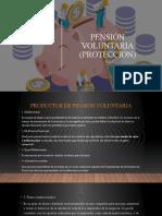 Pensión voluntaria Proteccion