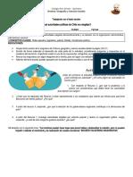 6 básico - Historia - Guía N° 5 Autoridades políticas de Chile.