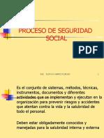 PROCESO DE SEGURIDAD SOCIAL
