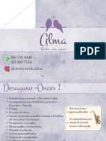 Brochure Alma