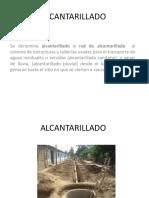 ALCANTARILLADO 1