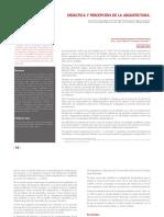 Didactica Y Percepcion De La Arquitectura