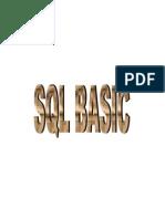 SQL Printout