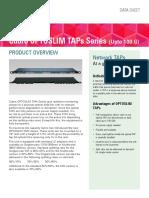 Cubro OPTOSLIM TAPs Series.pdf