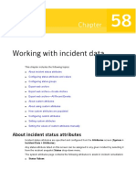 Symantec Data Loss Preventation Administration Guide Working with incident data