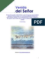 004 - La Segunda Venida del Senor.pdf
