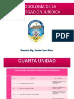 METODOLOGÍA DE TRABAJO UNIVERSITARIO - CUARTA UNIDAD.pptx