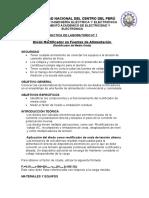 Laboratorio N0 01 ELO UNCP