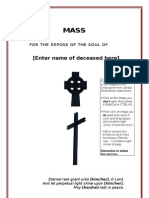 Funeral Mass Booklet-1