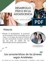 Desarrollo físico en la adolescencia (Teorias del Desarrollo II.pdf