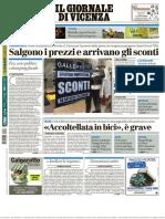 Il Giornale Di Vicenza 20Maggio2020