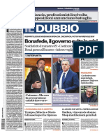19 Il Dubbio