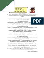 Decalogo Del Litigante Honesto - Carlos Polanco