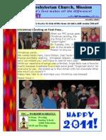 Fpc January 2011 Newsletter