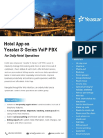 Yeastar-S-Series-PBX-Hotel-App-Brochure