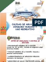 Aguas Tsa 2014 Boyaca
