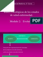 Bases Psicobiologicas de Salud Enfermedad