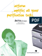 AKTA design - choosing the correct system